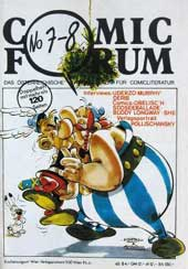Comic Forum Titelbild