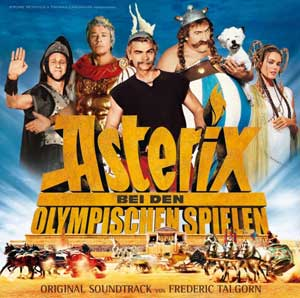 Soundtrack Olympische Spiele