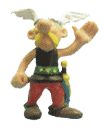 Comic Spain Asterix Figur
