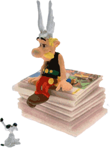 Pixi-Serie Piles et Faces Asterix
