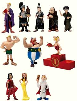 Plastoy Set 11 Figuren