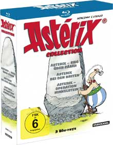 Asterix Blu-ray Collection