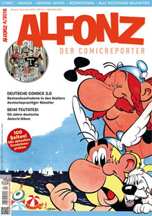 Asterix in Alfonz