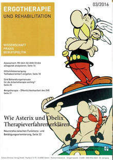 Ergotherapie und Rehabilitation