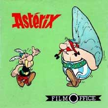 Asterix Super 8 Film Office